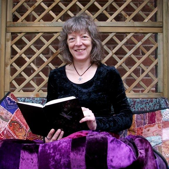 Author Sue Johnson