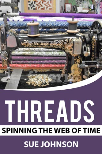 Threads poetry book